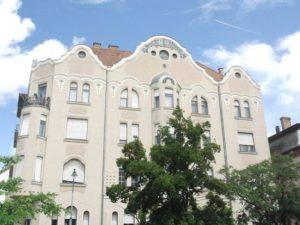 Art nouveau in Szeged